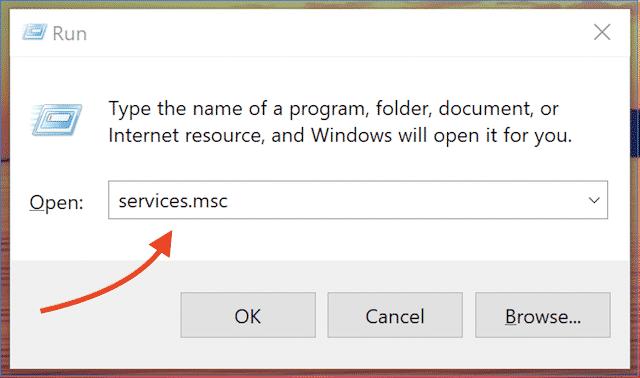 services msc